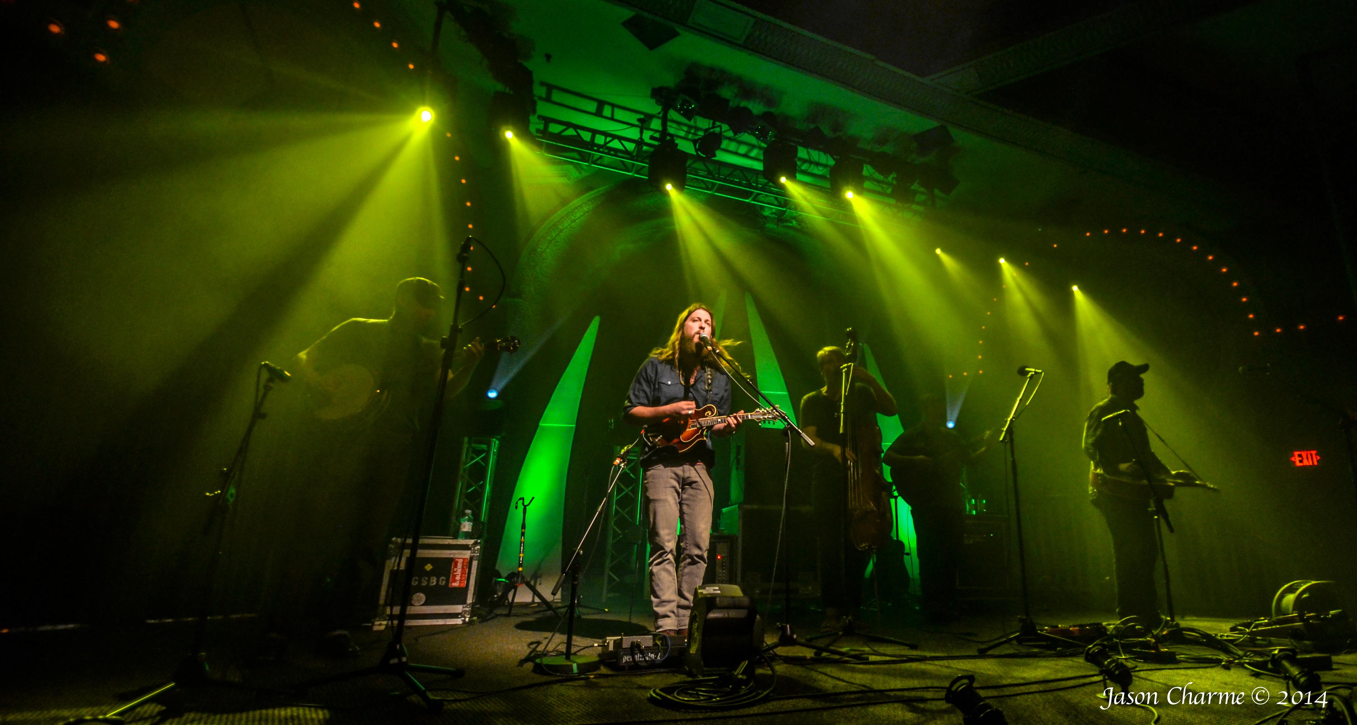 Greensky West Coast Tour