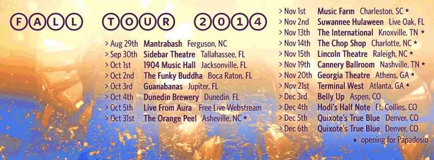 GO_Fall 2014 Tour