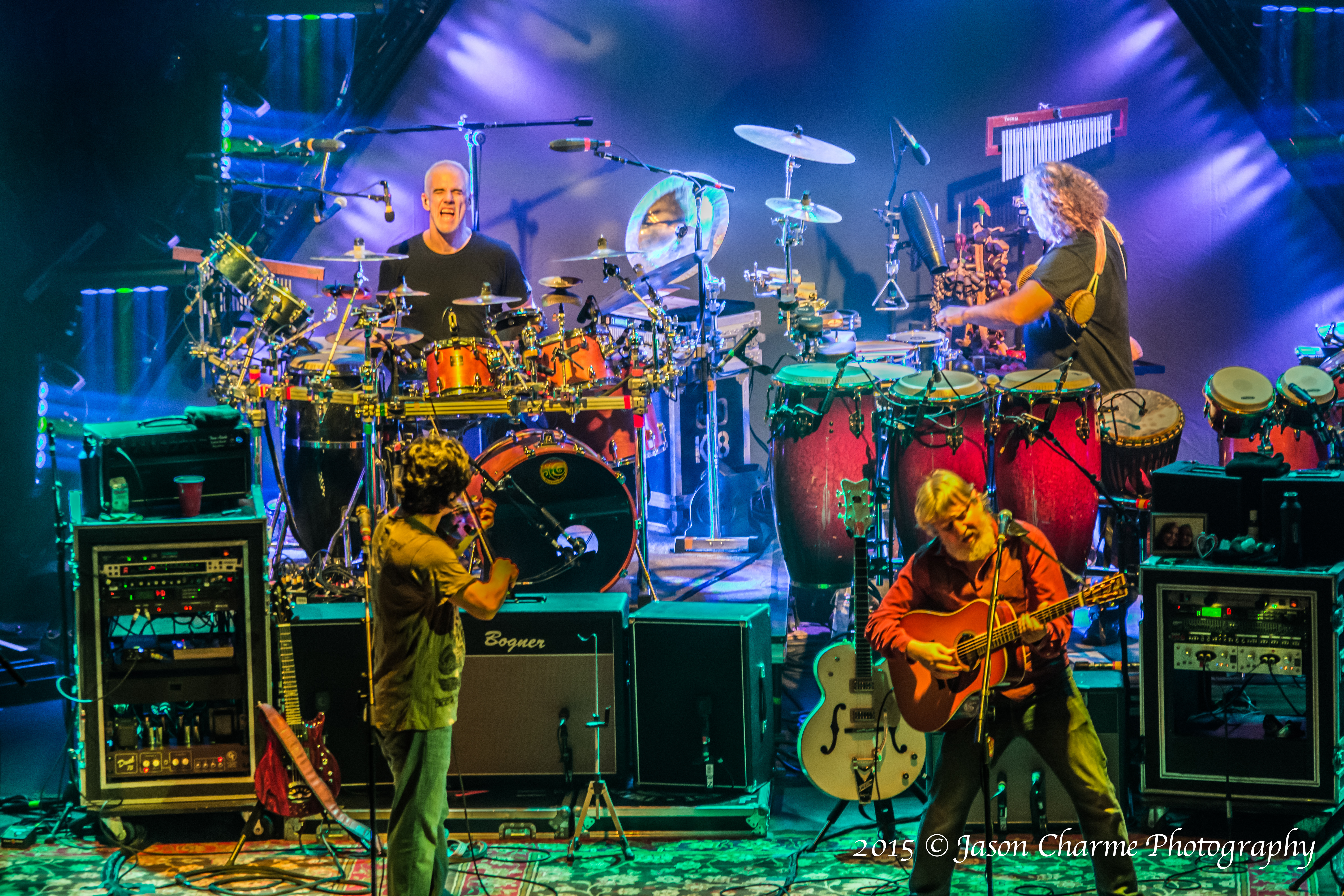 The String Cheese Incident – Asheville NC / Atlanta GA – 2016 ...