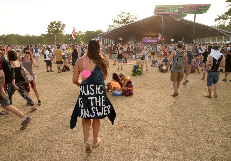 MANCHESTER, TN - JUNE 14:  Guests attend Day 4 of the 2015 Bonnaroo Music And Arts Festival on June 14, 2015 in Manchester, Tennessee.  (Photo by Jeff Kravitz/FilmMagic for Bonnaroo Arts and Music Festival)