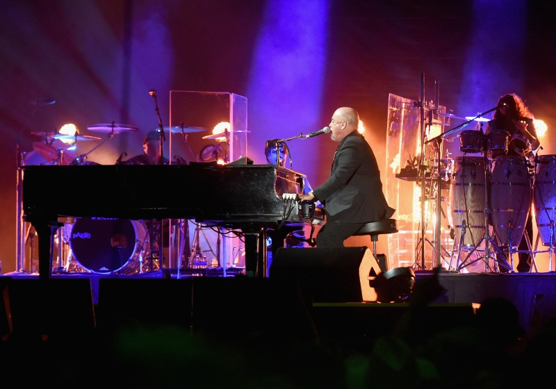 MANCHESTER, TN - JUNE 14:  Musician Billy Joel performs onstage at What Stage during Day 4 of the 2015 Bonnaroo Music And Arts Festival on June 14, 2015 in Manchester, Tennessee.  (Photo by Jeff Kravitz/FilmMagic for Bonnaroo Arts and Music Festival)