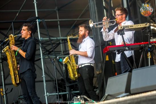 Turkuaz @ All Good Festival 2015 | B.Hockensmith Photography