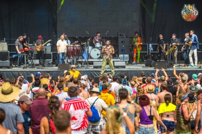 Antibalas @ All Good Festival 2015 | B.Hockensmith Photography