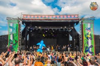 Antibalas @ All Good Festival 2015 | B.Hockensmith Photography