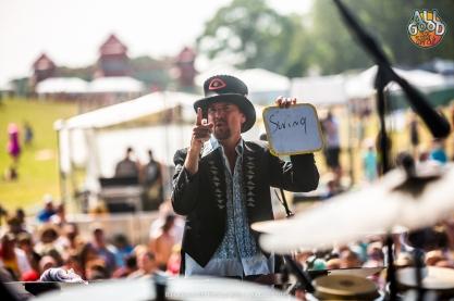 Everyone Orchestra @ All Good Festival 2015 | B.Hockensmith Photography