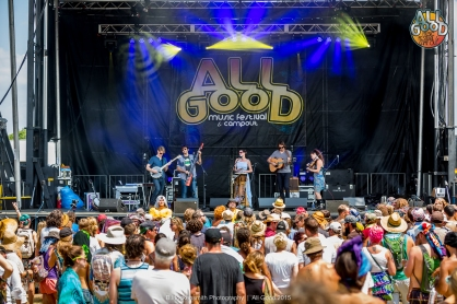 Elephant Revival @ All Good Festival 2015 | B.Hockensmith Photography