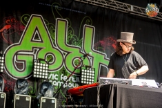 Boombox @ All Good Festival 2015 | B.Hockensmith Photography