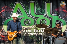 JJ Grey and Mofro @ All Good Festival 2015 | B.Hockensmith Photography