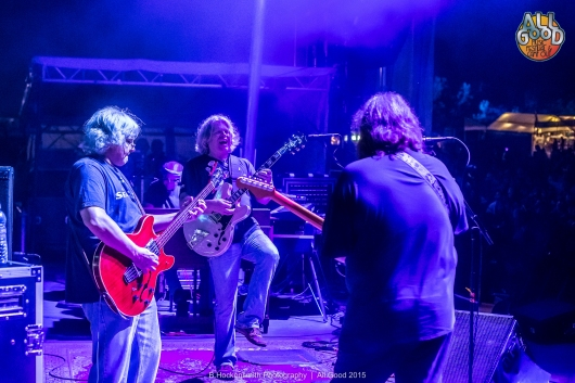 Dark Star Orchestra @ All Good Festival 2015 | B.Hockensmith Photography