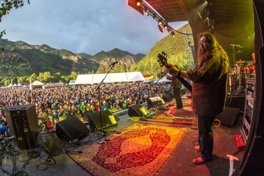 Day 2 at The 4th Annual Ride Festival in Telluride, Colo. | Photo by Dylan Langille