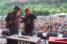 The First day of the 4th Annual Ride Festival in Telluride, Colo. | Photo by Dylan Langille