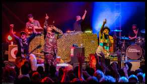 Thievery Corporation - 3 night (sold out) run at the 9:30 Club""