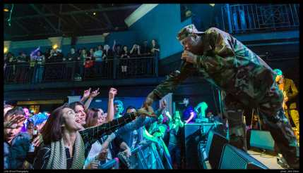 """Thievery Corporation - 3 night (sold out) run at the 9:30 Club"""""""