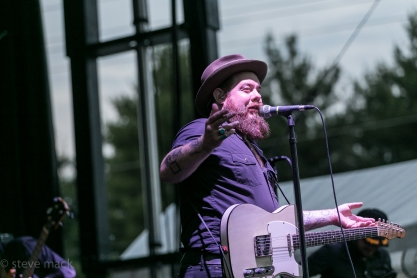 2016 Nelsonville Music Festival - Nathaniel Rateliff & The Night Sweats-6