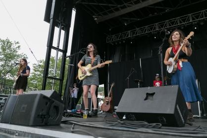 2016 Nelsonville Music Festival - The Wild Reeds-1