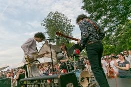 2016 Nelsonville Music Festival - Yonatan Gat-2