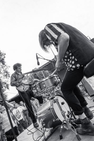 2016 Nelsonville Music Festival - Yonatan Gat-3