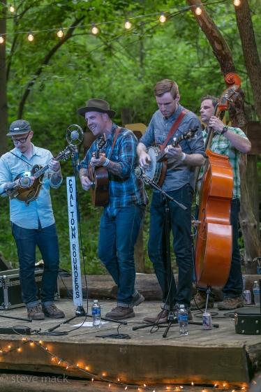 Duck Creek Log Jam - Coal Town Rounders-2