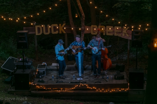 Duck Creek Log Jam - Coal Town Rounders-6