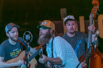 Duck Creek Log Jam - Hocking River String Band-2