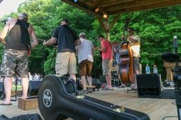 Duck Creek Log Jam - Strung Up-3