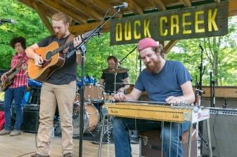 Duck Creek Log Jam - Taylor Childers & The Foodstamps-1