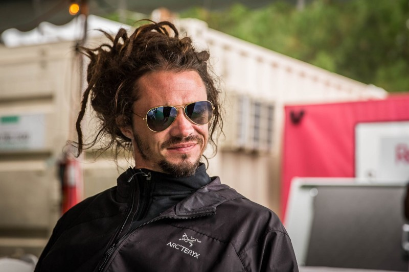 Jacob Hemphill (SOJA - backstage at Innsbruck After Hours)