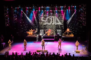 SOJA at Wolf Trap National Park for the Performing Arts