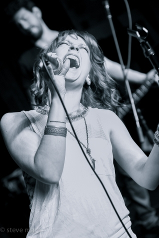 Sister Sparrow & The Dirty Birds, Columbus 8-5-16-21