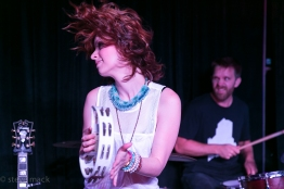 Sister Sparrow & The Dirty Birds, Columbus 8-5-16-29