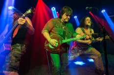 Hayseed Dixie_Woodlands Tavern_040117-30