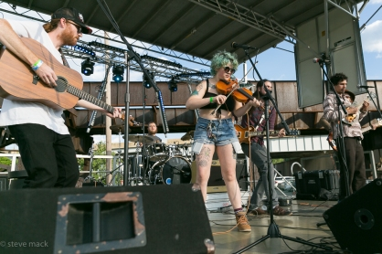 The Kind Thieves @ Undercurrent Music Festival-9