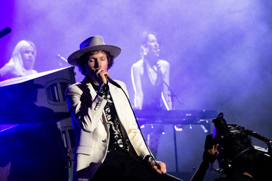 Beck white